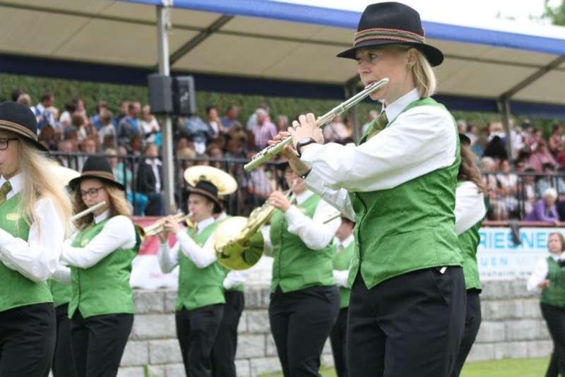Bezirksmusikfest in Kleinzell - Bild 200