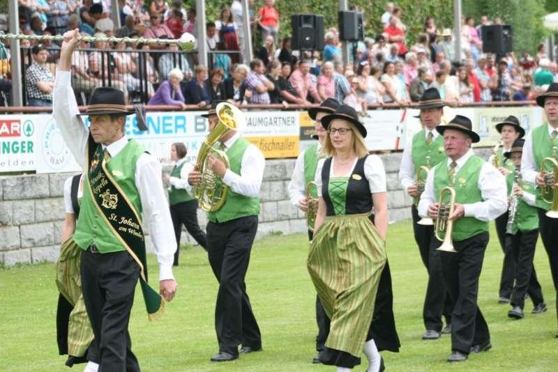 Bezirksmusikfest in Kleinzell - Bild 202