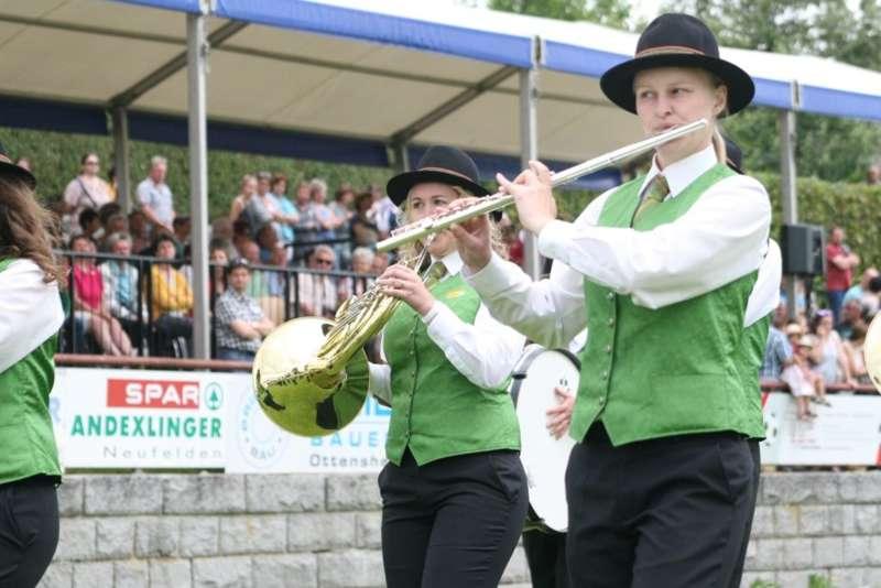 Bezirksmusikfest in Kleinzell - Bild 207
