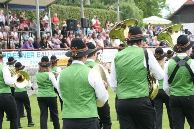 Bezirksmusikfest in Kleinzell - Bild 209