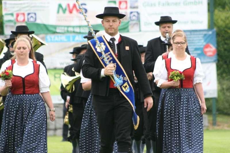 Bezirksmusikfest in Kleinzell - Bild 212