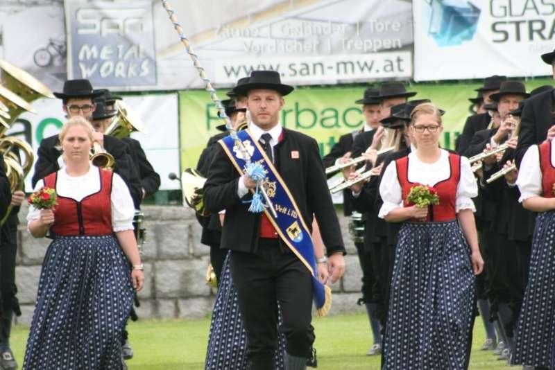 Bezirksmusikfest in Kleinzell - Bild 213