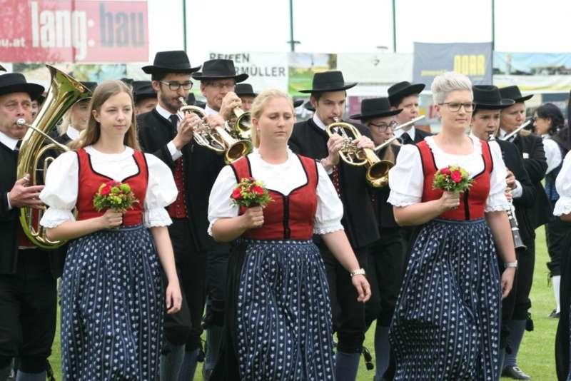 Bezirksmusikfest in Kleinzell - Bild 214