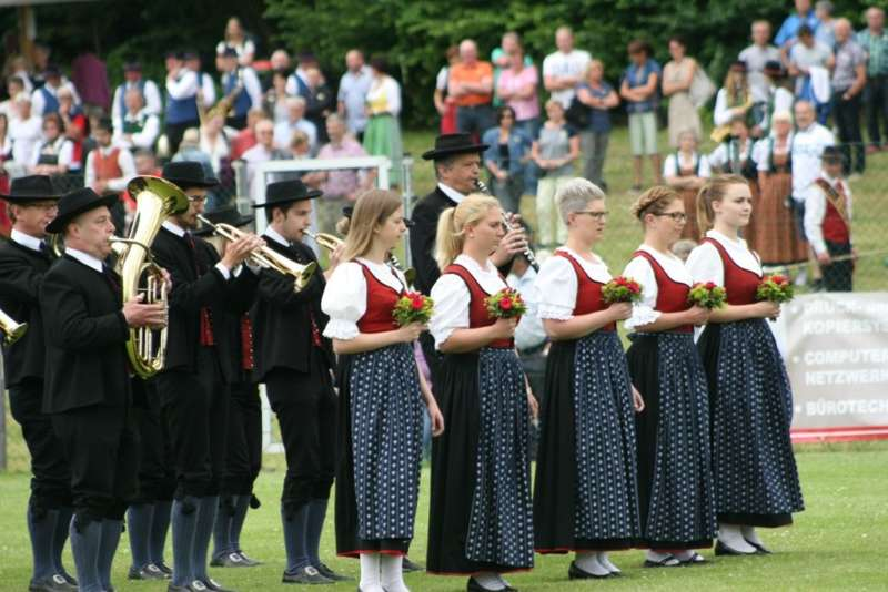 Bezirksmusikfest in Kleinzell - Bild 217
