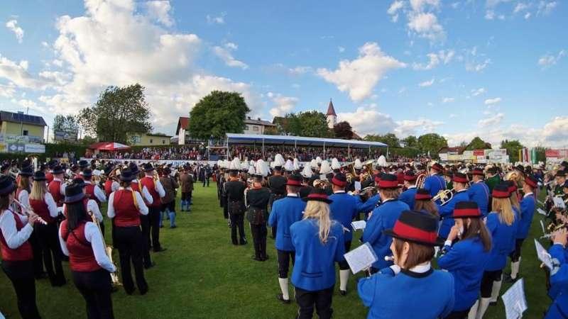 Bezirksmusikfest in Kleinzell - Bild 218