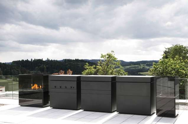 Outdoorküche Möbel Jobs : Steininger designers präsentiert outdoorküche in köln