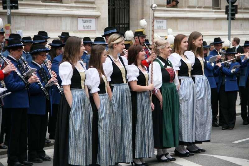 Bezirk Rohrbach präsentierte sich beim Ball der OÖ von seiner musikalischen Seite - Bild 1