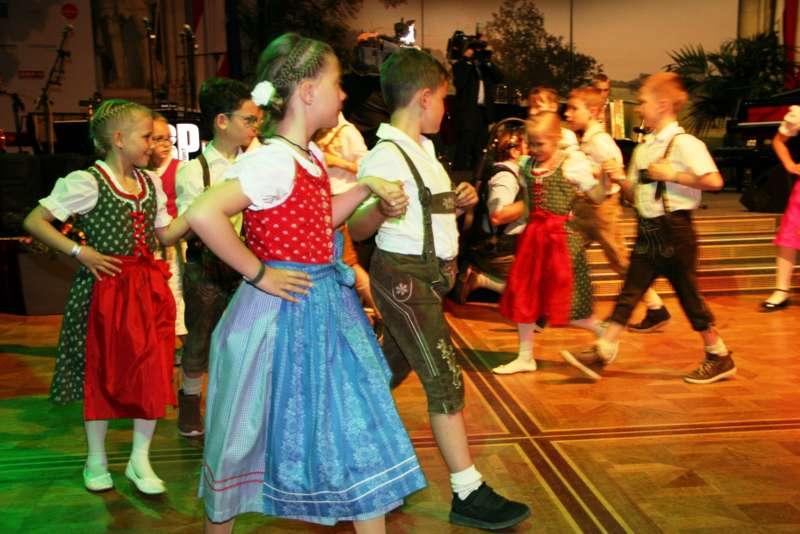 Bezirk Rohrbach präsentierte sich beim Ball der OÖ von seiner musikalischen Seite - Bild 3