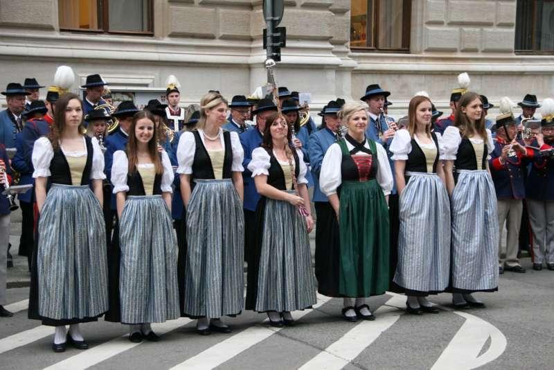 Bezirk Rohrbach präsentierte sich beim Ball der OÖ von seiner musikalischen Seite - Bild 8