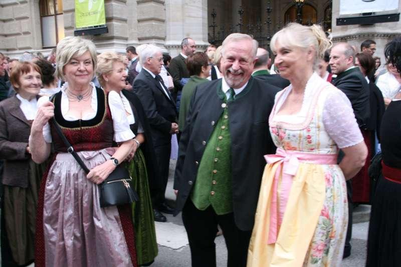 Bezirk Rohrbach präsentierte sich beim Ball der OÖ von seiner musikalischen Seite - Bild 14