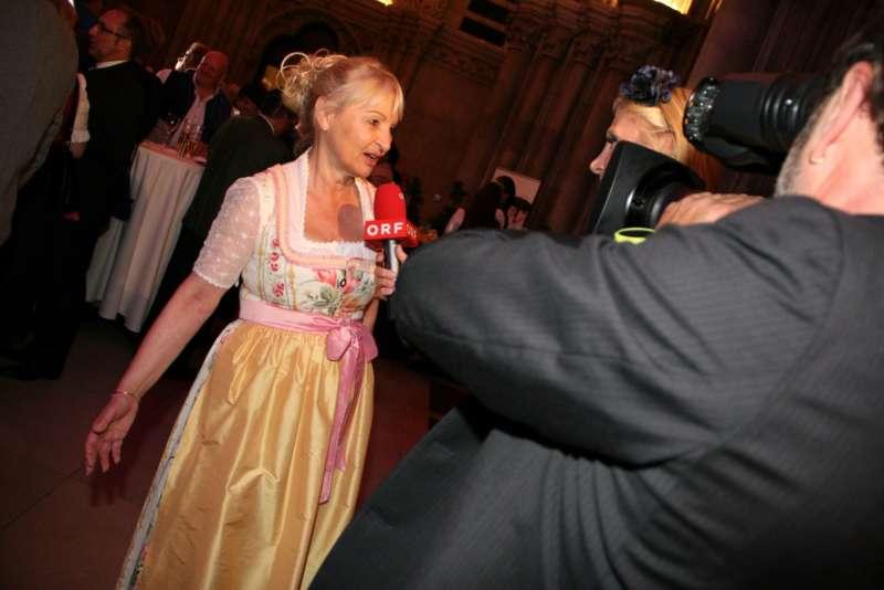 Bezirk Rohrbach präsentierte sich beim Ball der OÖ von seiner musikalischen Seite - Bild 22