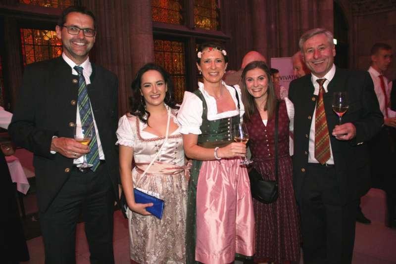 Bezirk Rohrbach präsentierte sich beim Ball der OÖ von seiner musikalischen Seite - Bild 23