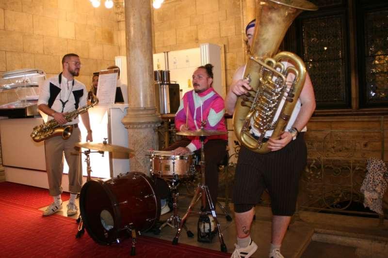 Bezirk Rohrbach präsentierte sich beim Ball der OÖ von seiner musikalischen Seite - Bild 28
