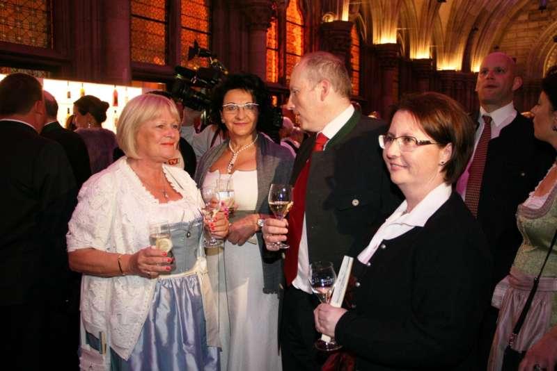 Bezirk Rohrbach präsentierte sich beim Ball der OÖ von seiner musikalischen Seite - Bild 29