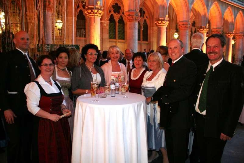 Bezirk Rohrbach präsentierte sich beim Ball der OÖ von seiner musikalischen Seite - Bild 32