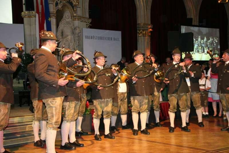 Bezirk Rohrbach präsentierte sich beim Ball der OÖ von seiner musikalischen Seite - Bild 41