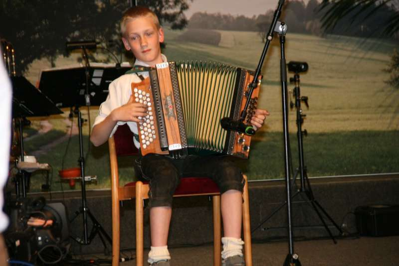 Bezirk Rohrbach präsentierte sich beim Ball der OÖ von seiner musikalischen Seite - Bild 45