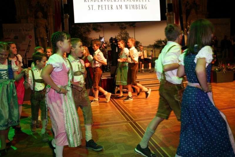 Bezirk Rohrbach präsentierte sich beim Ball der OÖ von seiner musikalischen Seite - Bild 47