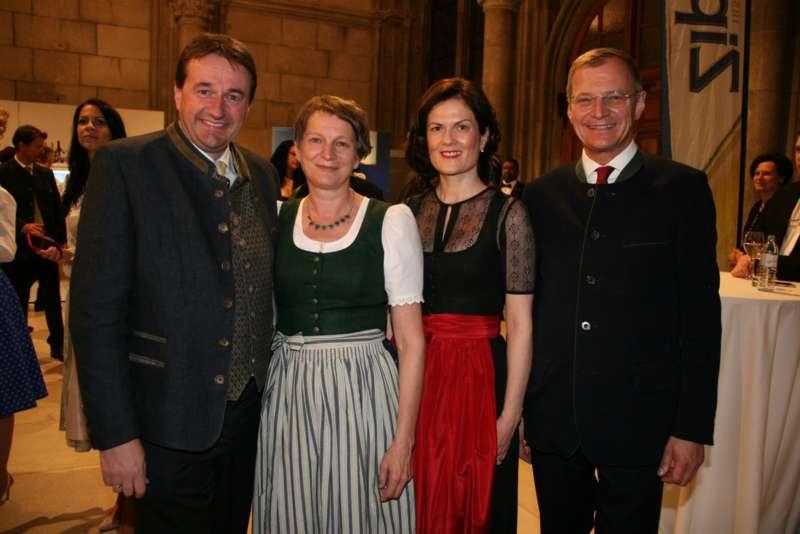 Bezirk Rohrbach präsentierte sich beim Ball der OÖ von seiner musikalischen Seite - Bild 49
