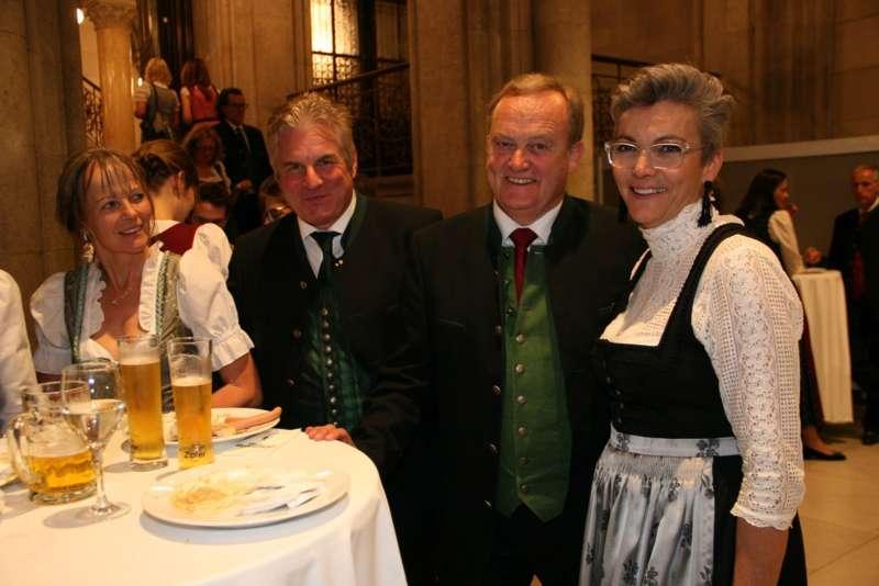 Bezirk Rohrbach präsentierte sich beim Ball der OÖ von seiner musikalischen Seite - Bild 50