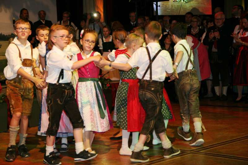 Bezirk Rohrbach präsentierte sich beim Ball der OÖ von seiner musikalischen Seite - Bild 51