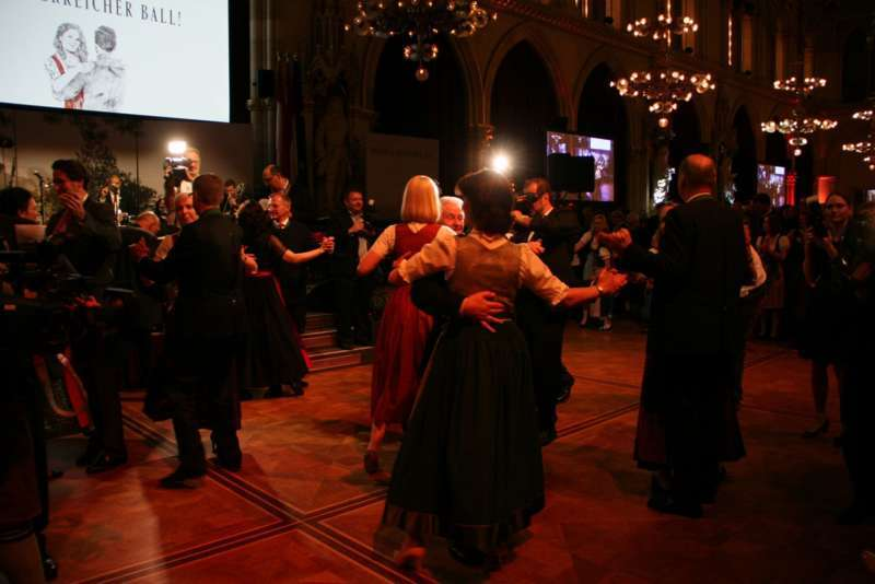 Bezirk Rohrbach präsentierte sich beim Ball der OÖ von seiner musikalischen Seite - Bild 54