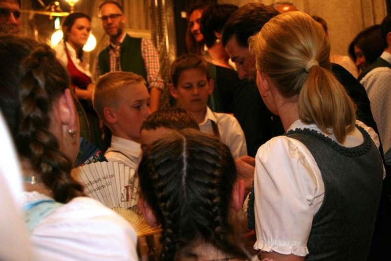 Bezirk Rohrbach präsentierte sich beim Ball der OÖ von seiner musikalischen Seite - Bild 57