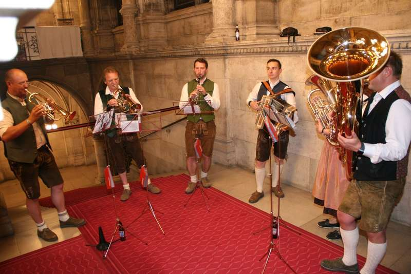 Bezirk Rohrbach präsentierte sich beim Ball der OÖ von seiner musikalischen Seite - Bild 58