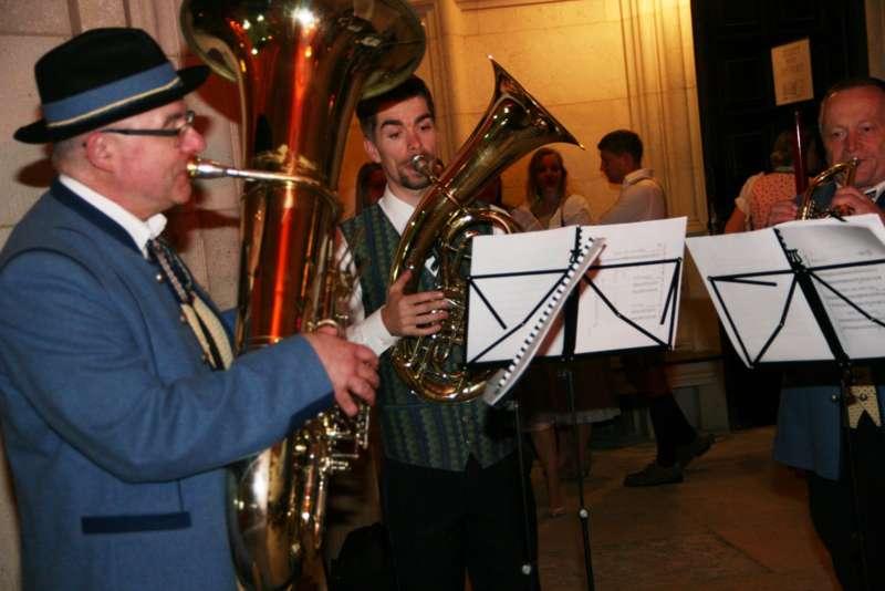 Bezirk Rohrbach präsentierte sich beim Ball der OÖ von seiner musikalischen Seite - Bild 66