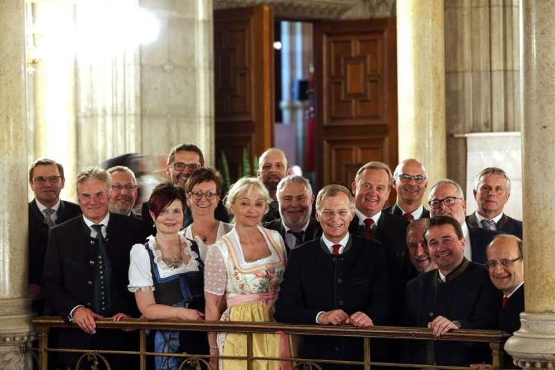 Bezirk Rohrbach präsentierte sich beim Ball der OÖ von seiner musikalischen Seite - Bild 70