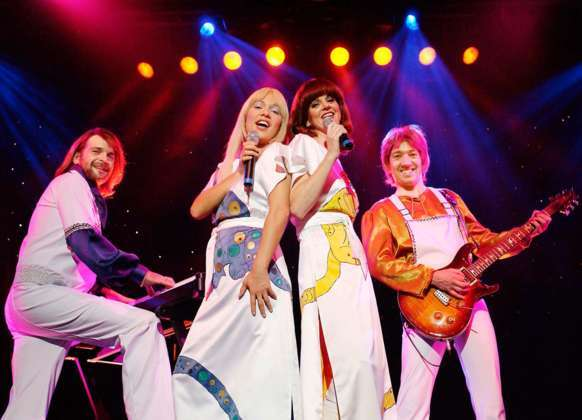 ABBA – Wikipédia, a enciclopédia livre