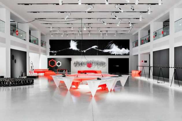 ars electronica ausstellungsprojekt holt red dot award. Black Bedroom Furniture Sets. Home Design Ideas