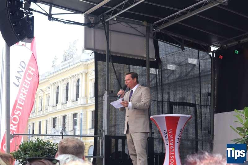 Land OÖ sagte Danke: Erstermals Ehrenamtstag vor und im Landhaus gefeiert - Bild 41