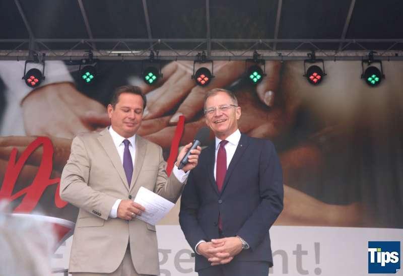 Land OÖ sagte Danke: Erstermals Ehrenamtstag vor und im Landhaus gefeiert - Bild 42