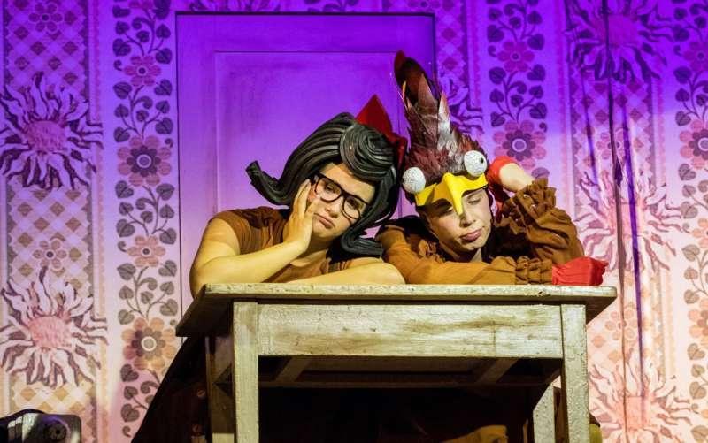 Europaische Erstauffuhrung Mary Und Max Erobern Die Linzer Musicalbuhne