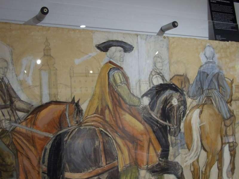 Rundgang durch die Maximilian-Ausstellung - Bild 5