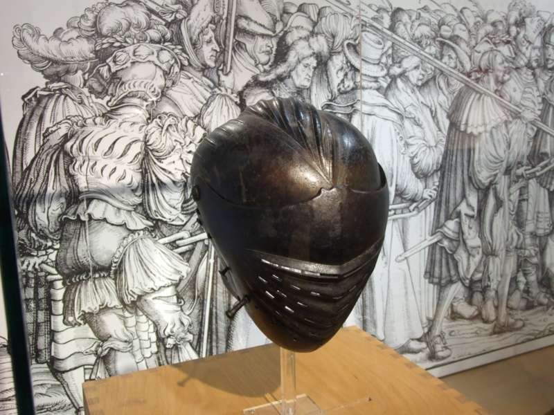 Rundgang durch die Maximilian-Ausstellung - Bild 12