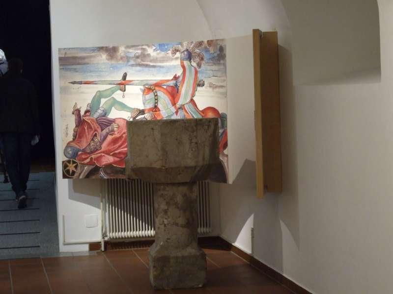 Rundgang durch die Maximilian-Ausstellung - Bild 15