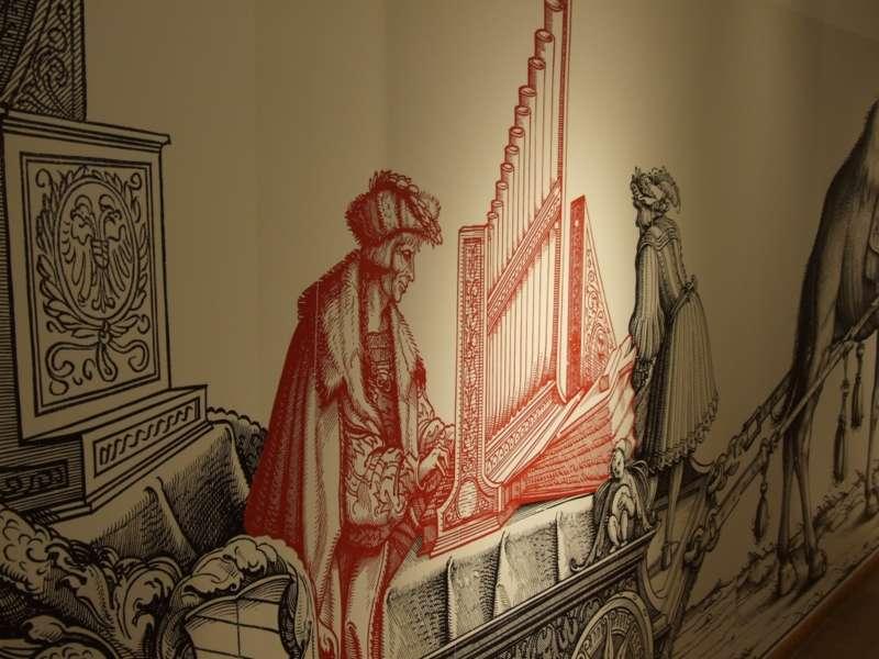Rundgang durch die Maximilian-Ausstellung - Bild 18