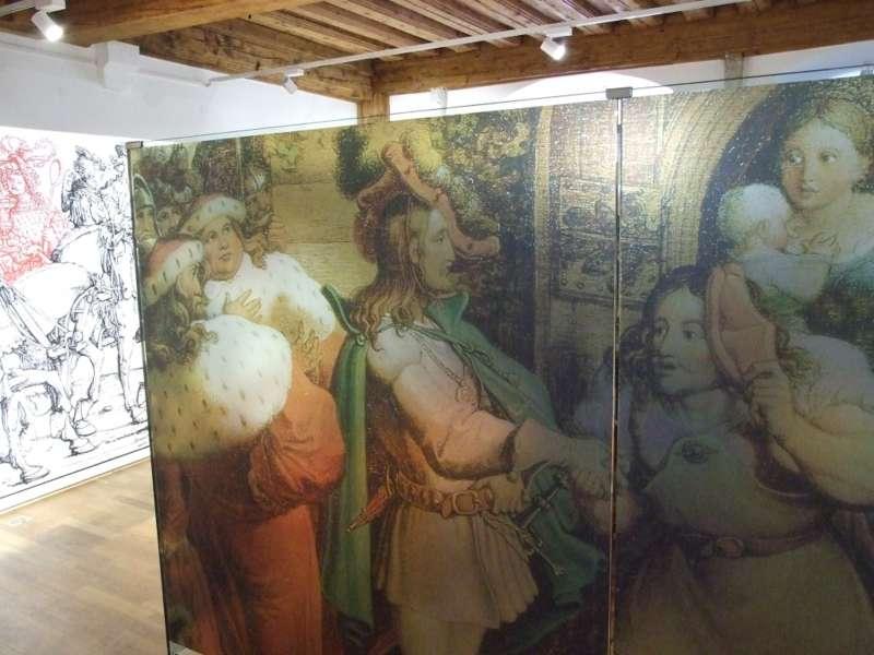 Rundgang durch die Maximilian-Ausstellung - Bild 20