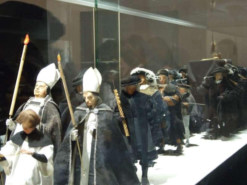 Rundgang durch die Maximilian-Ausstellung - Bild 25