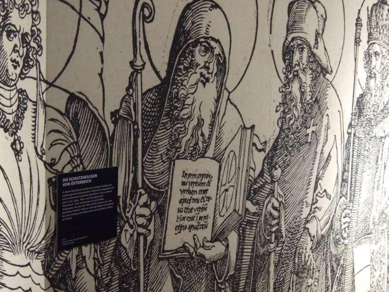 Rundgang durch die Maximilian-Ausstellung - Bild 36