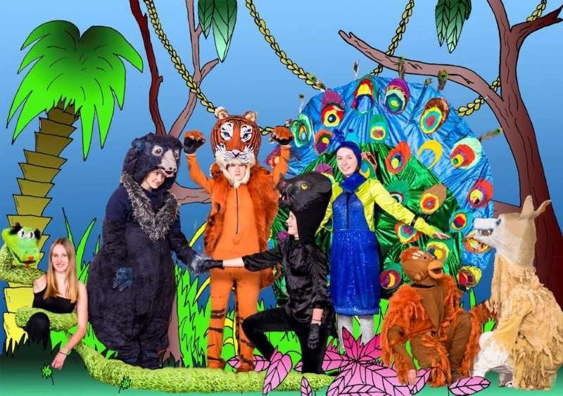 Das Dschungelbuch Rollen