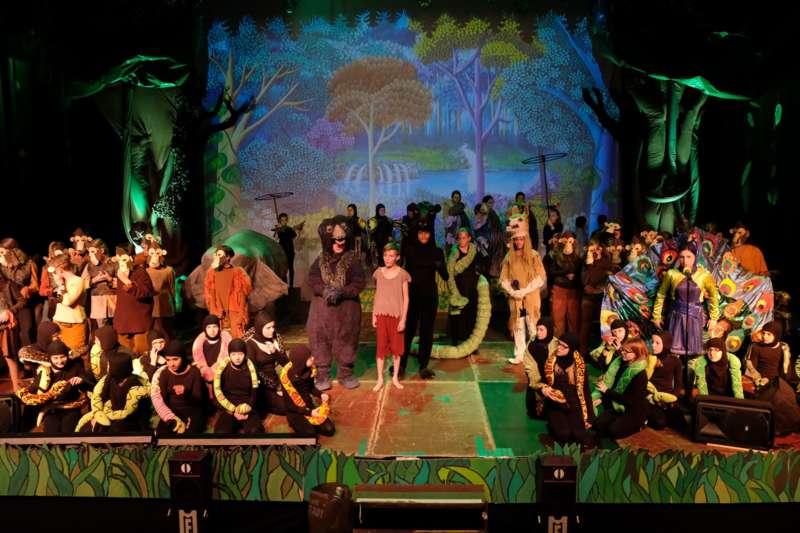 Die Dschungeltiere sind los - Bild 5