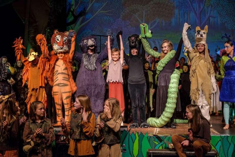 Die Dschungeltiere sind los - Bild 14