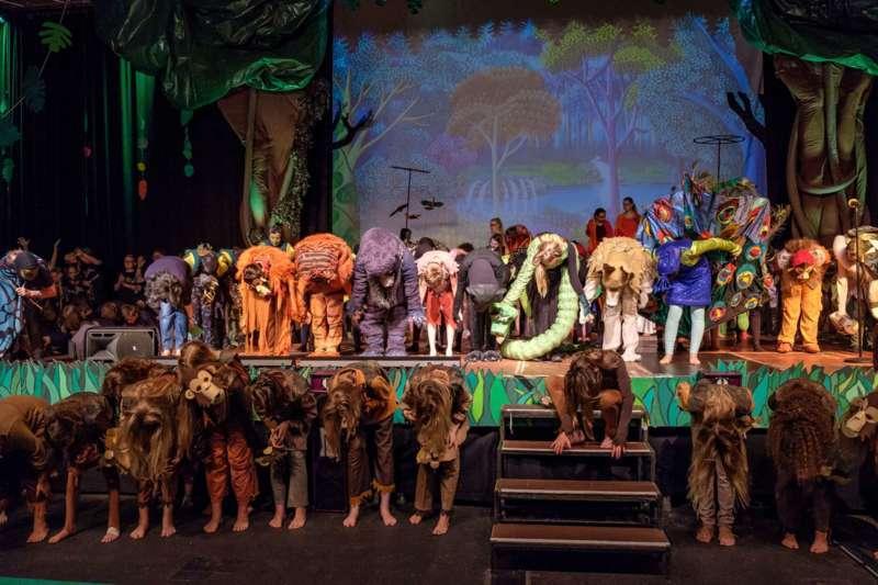 Die Dschungeltiere sind los - Bild 17