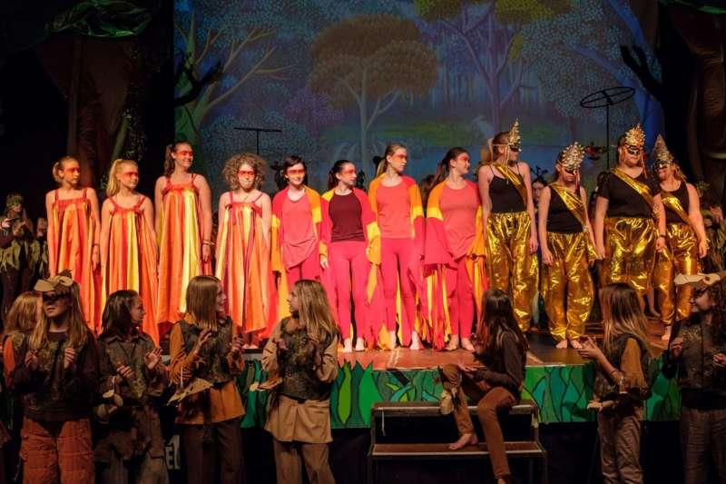 Die Dschungeltiere sind los - Bild 19