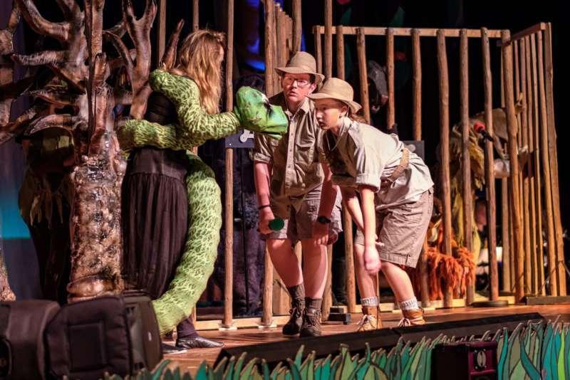 Die Dschungeltiere sind los - Bild 25