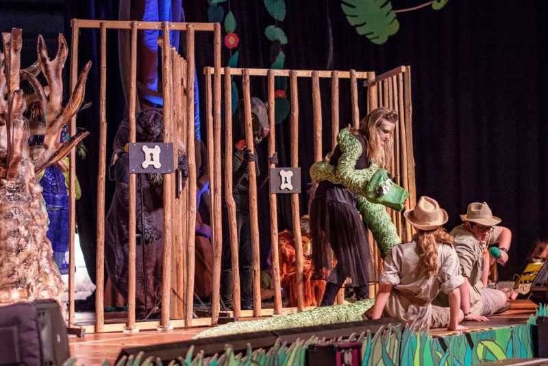 Die Dschungeltiere sind los - Bild 27