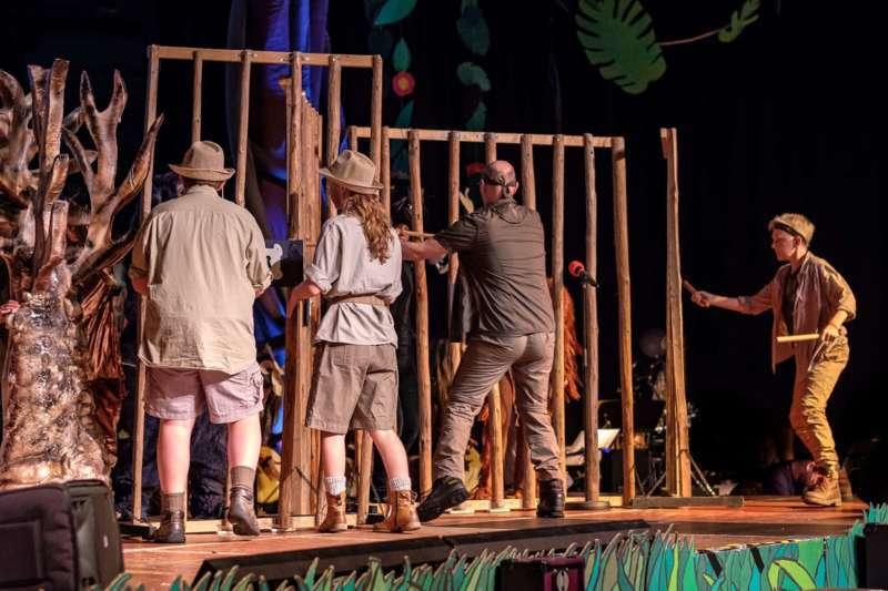 Die Dschungeltiere sind los - Bild 28